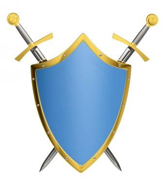 Swords & Shield