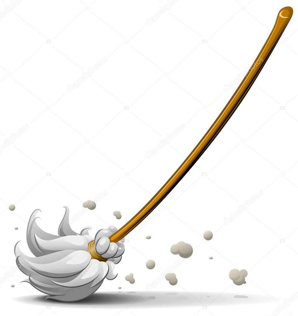 broom sweep floor stock vector c aleksangel 5871547 broom sweep floor stock vector c aleksangel 5871547