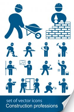 Construction professions