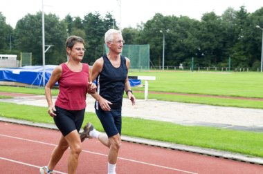 Running Pensioners