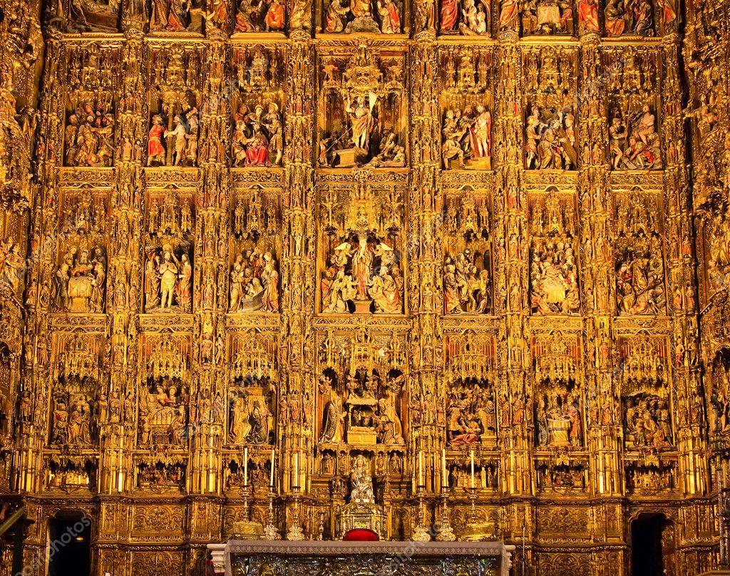 sevilla cathedral 제단에 대한 이미지 검색결과