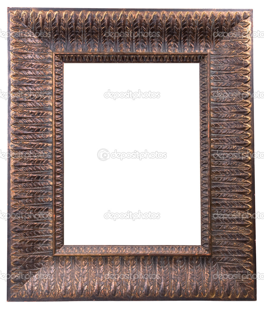 alte Rahmen — Stockfoto © Yourluckyphoto #6190913