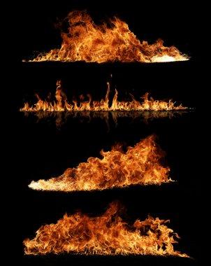 Fire flames uh9uio