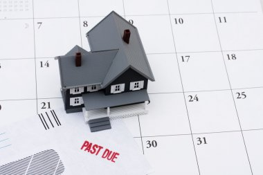 Behind on your mortgage payments