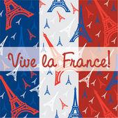 Vive la Francie