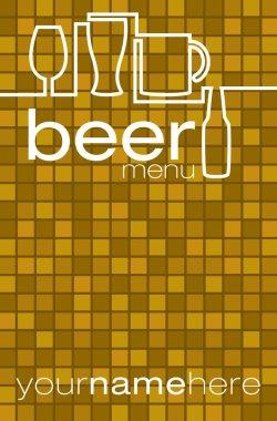 Beer Menu!