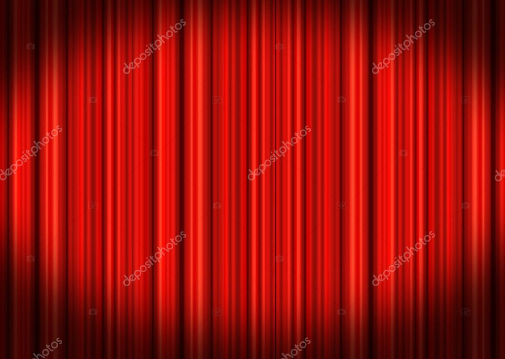 red theatre curtains stock photo hypermania 5981138