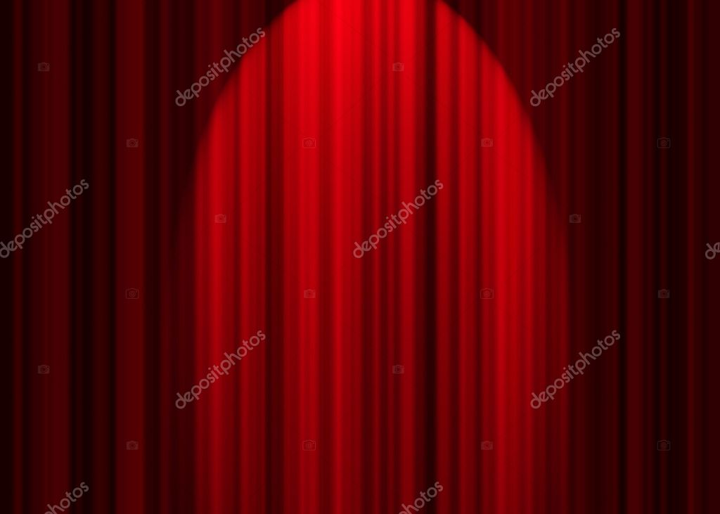 red theater curtains stock photo hypermania 5988140