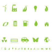 Fényképek Általános Eco szimbólumok