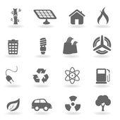 Fényképek Ökológia és környezet-szimbólumok