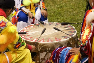 Indian Pow Wow Drum