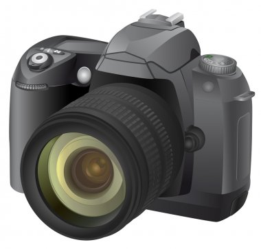 Camera reflex digital SLR