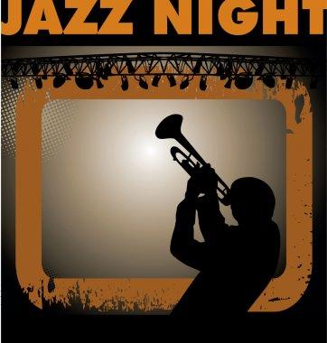 Jazz musician background
