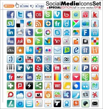 Social bookmark - special edition - final