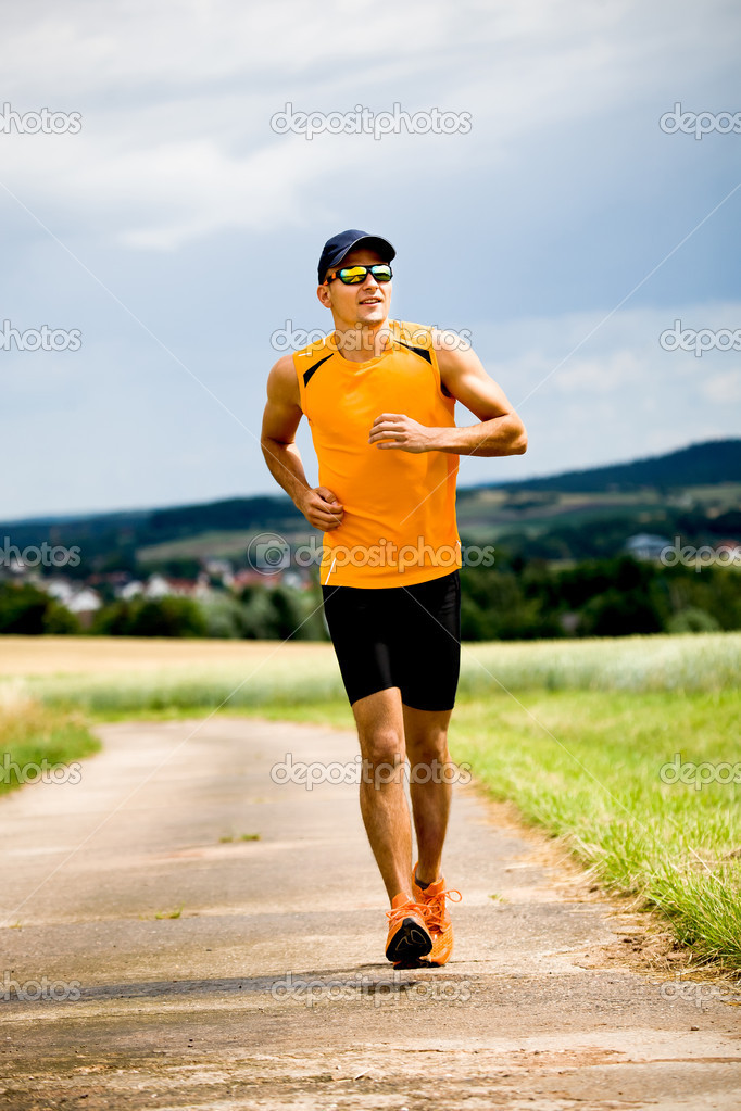 Ovako zamišljam osobu iznad  - Page 4 Depositphotos_6012624-stock-photo-jogging-man