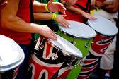 scény Samba