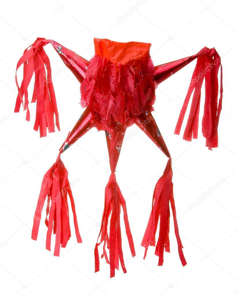 Red pinata