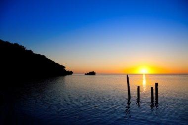 Caribbean Sunset II
