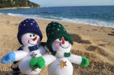 Romantic winter wacation