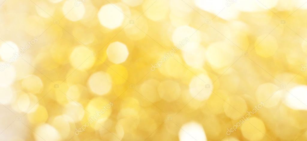 Abstract light bokeh
