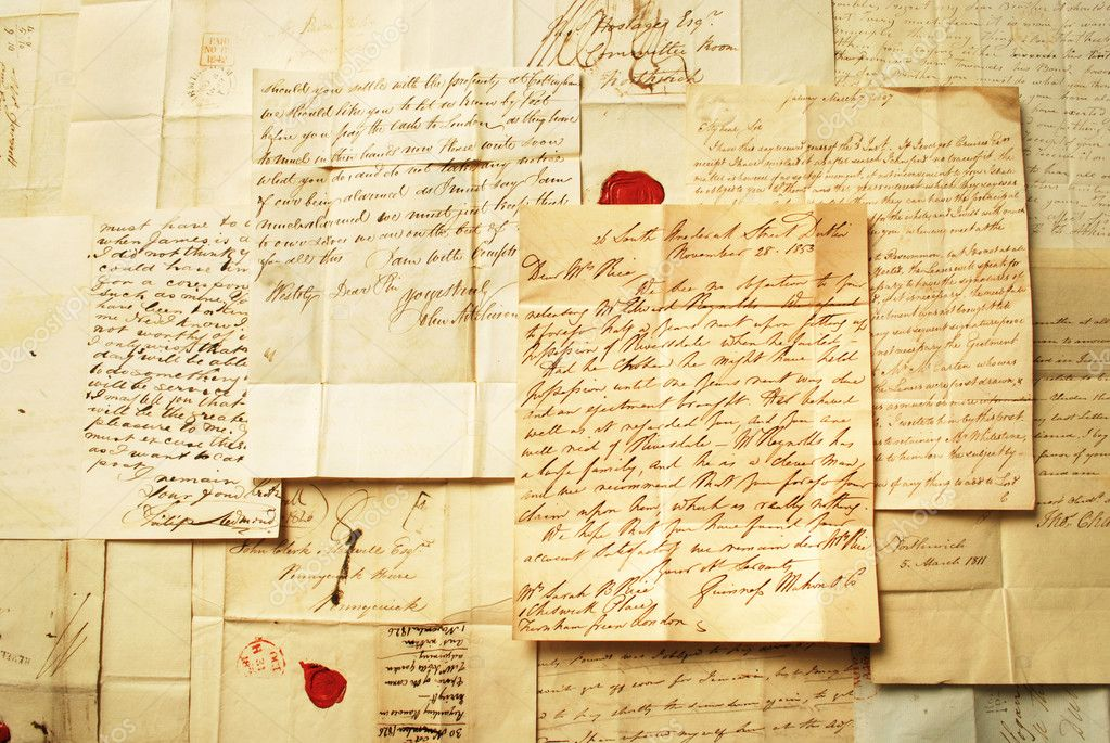 Victorian letter writing guides