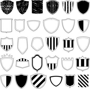 Shields emblem collection