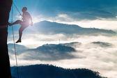 Fotografie horolezectví