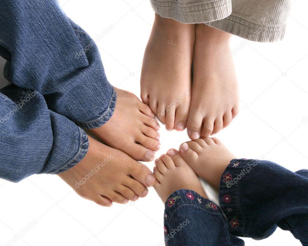 Füße kitzlige Warum Füße
