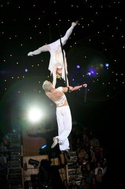Air acrobats