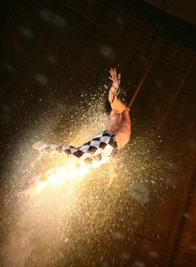 Air acrobat