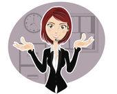 zástupce oddělení služeb zákazníkům jistotu vysvětlující postup