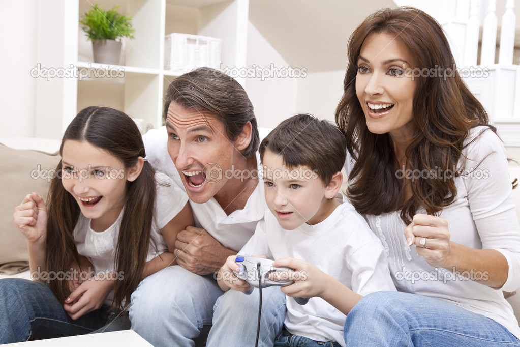 Скачать игру на компьютер счастливая семья