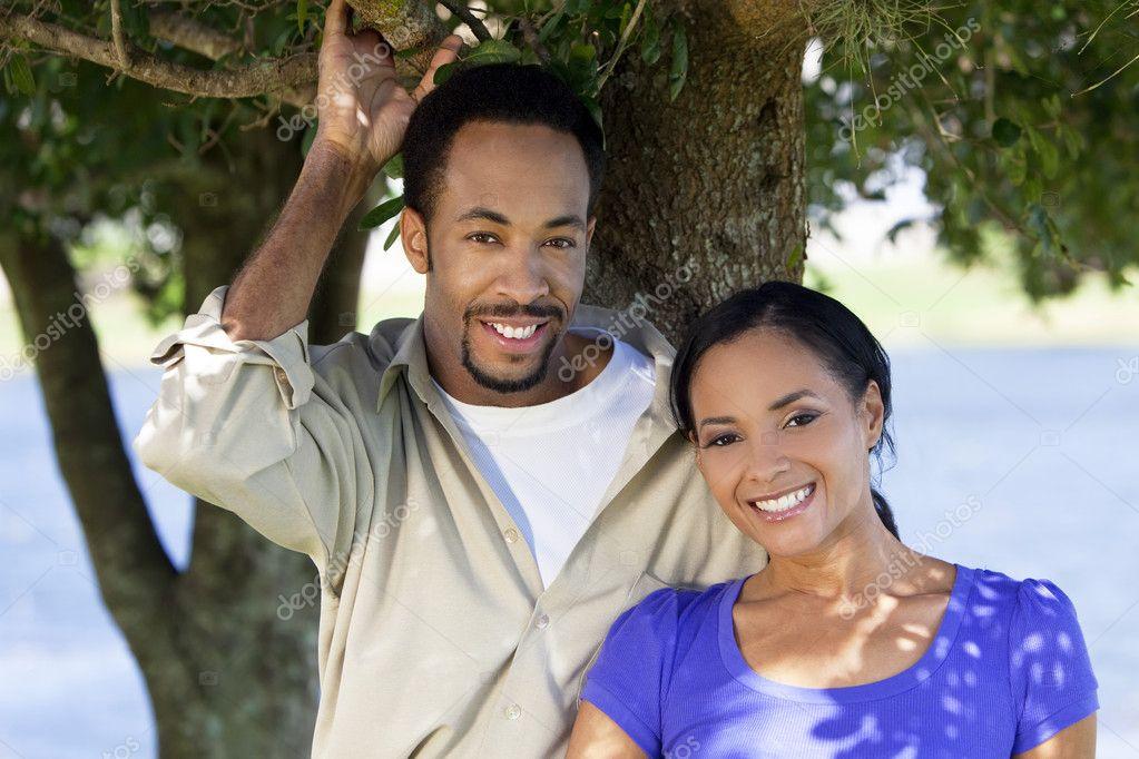 Datazione di un uomo sposato africano