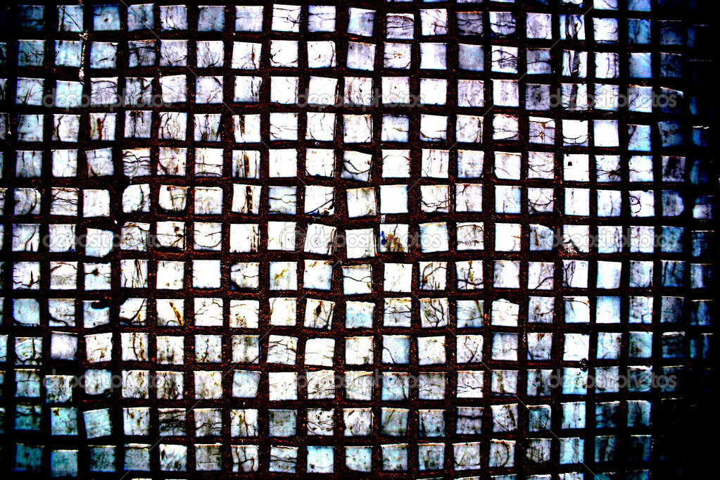 Alte Mosaikfliesen Im GrungeStilHintergrund Stockfoto - Alte mosaik fliesen