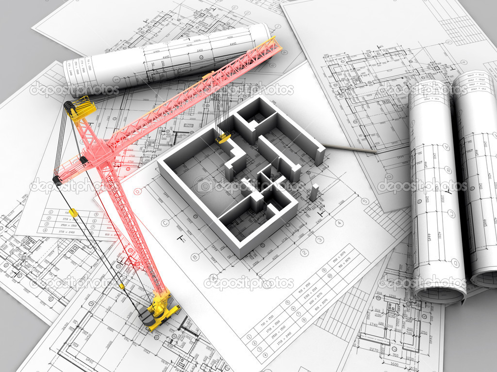 3d plan drawing stock photo archmanstocker 6271880 for 3d plan drawing