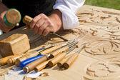 legno intaglio tradizionale artigiano