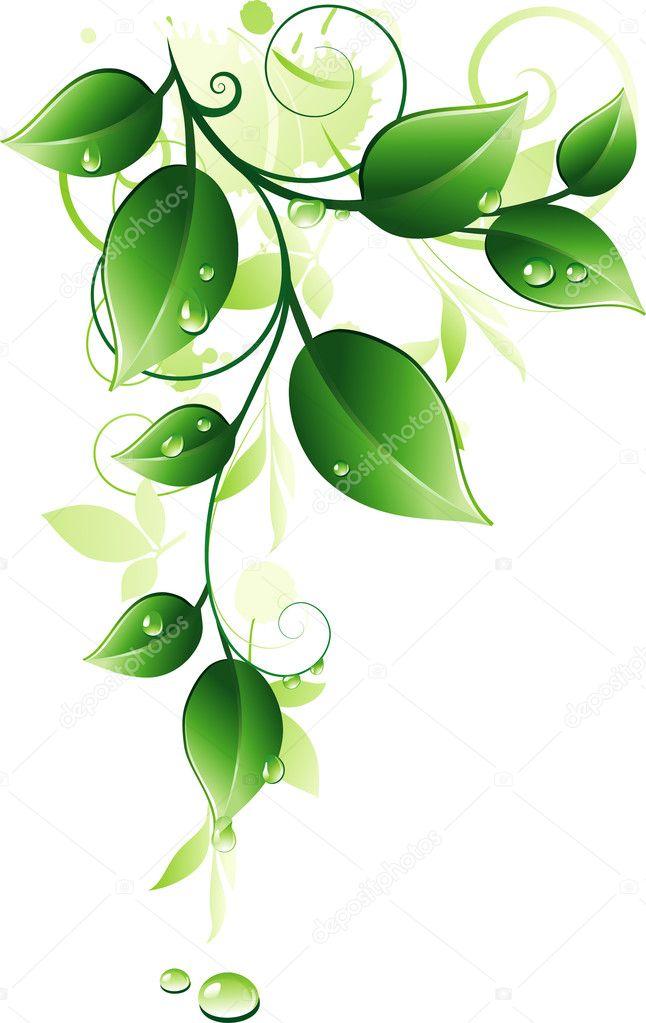 Decorative twig