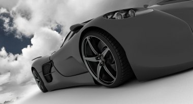 Super car concept