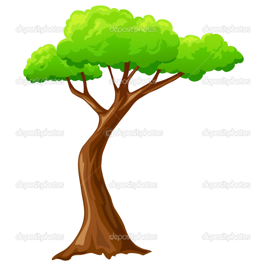 Cartoon Isolated Tree On White Background Stock Vector C Acidburn 6497170 Free cartoon background stock video footage licensed under creative commons, open source, and more! https depositphotos com 6497170 stock illustration cartoon isolated tree on white html