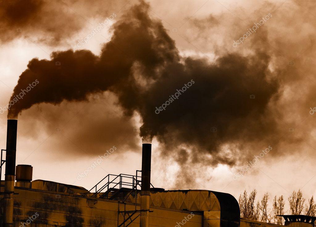 atmospheric pollution essay