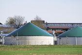 Fotografie Biogas