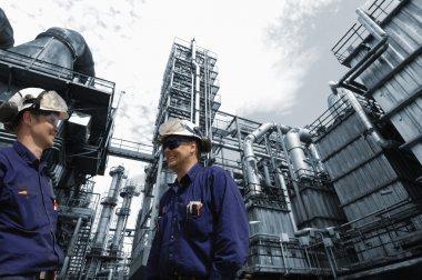 petrol, gaz, yakıt ve işçiler