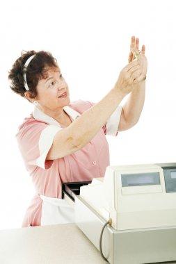 Cashier Checks for Counterfeit Money