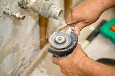 Plumbing - Sparks Fly