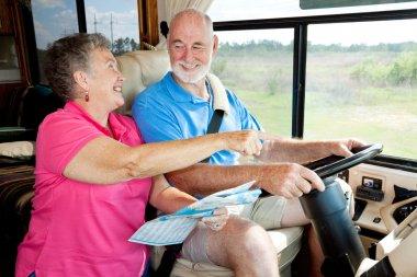 RV Seniors - Giving Directions