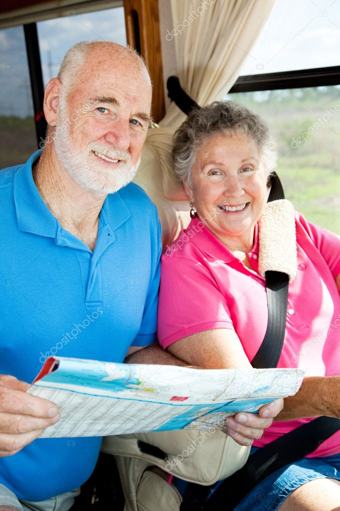 Where To Meet British Seniors In The Uk