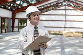 stavební inspektor - spokojen