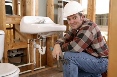 Construction Plumber