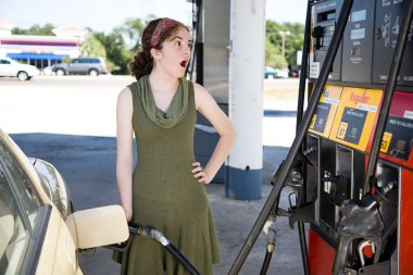 Shocked by Gas Prices