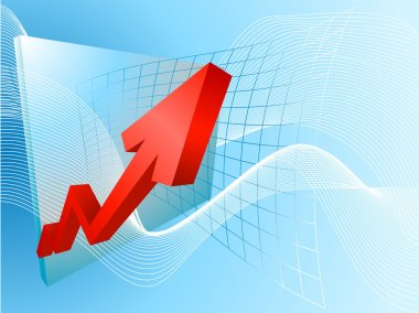 business profits concept illustration
